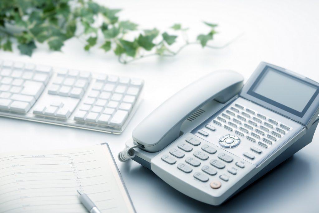 ISDN電話回線の仕組み