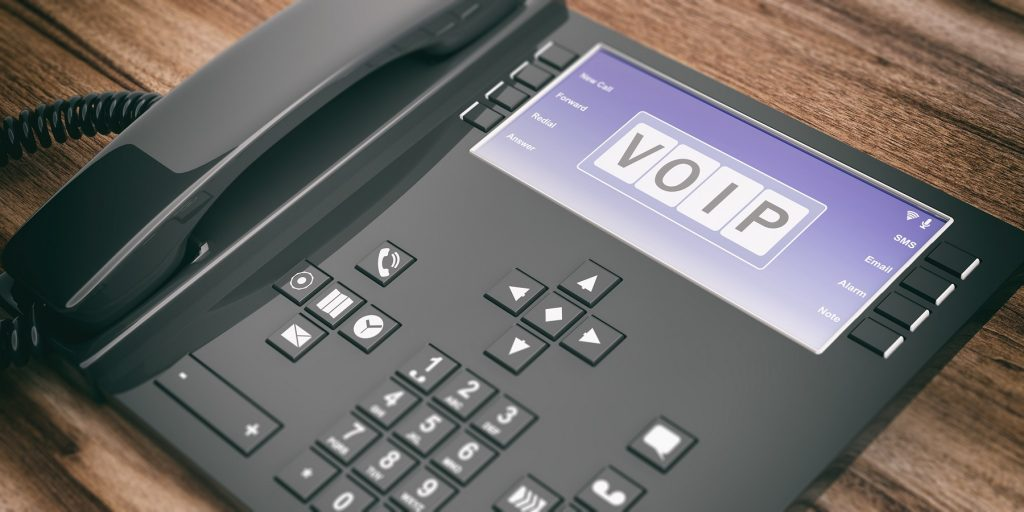 IP電話回線の仕組み