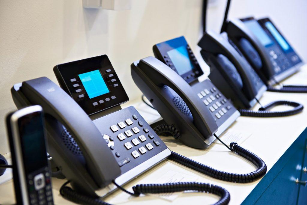 法人用の電話回線の種類